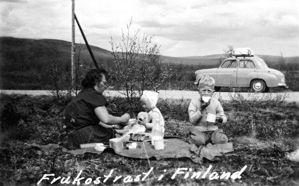 Frukost i Finland