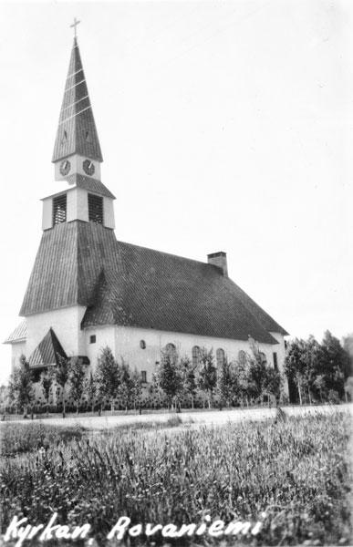 Kyrkan i Rovaniemi
