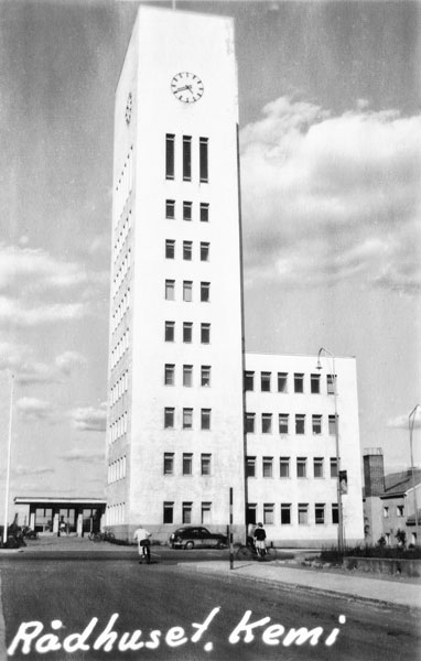 Rådhuset i Kemi