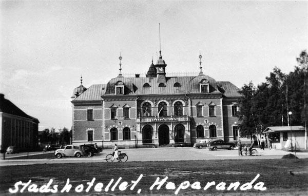 Stadshotellet i Haparanda