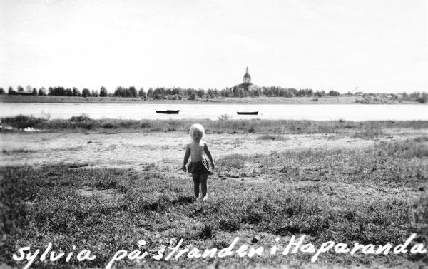 Sylvia i Haparanda