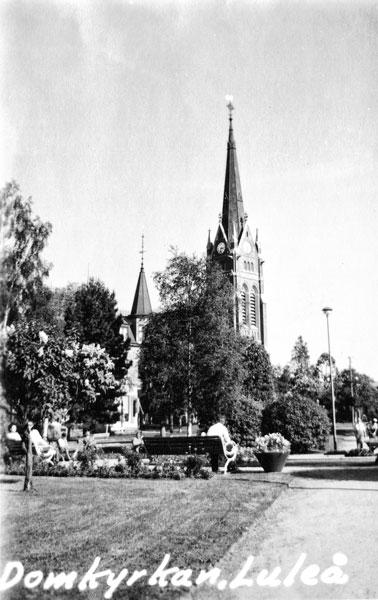 Domkyrkan i Luleå