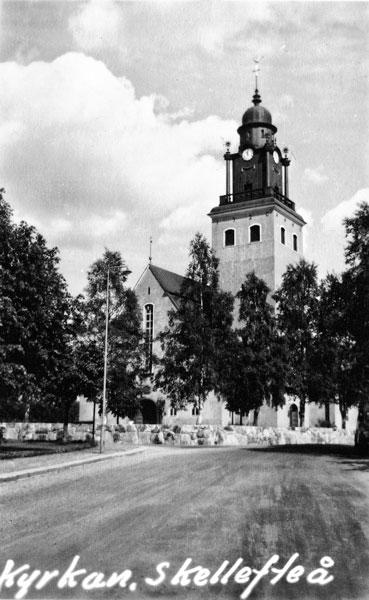 Esplanaden, Skellefteå