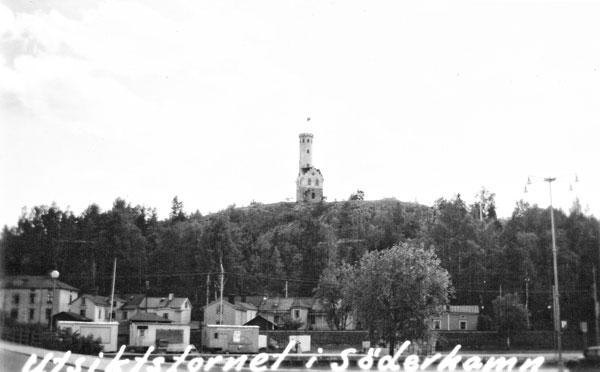 Oscarsborg i Söderhamn