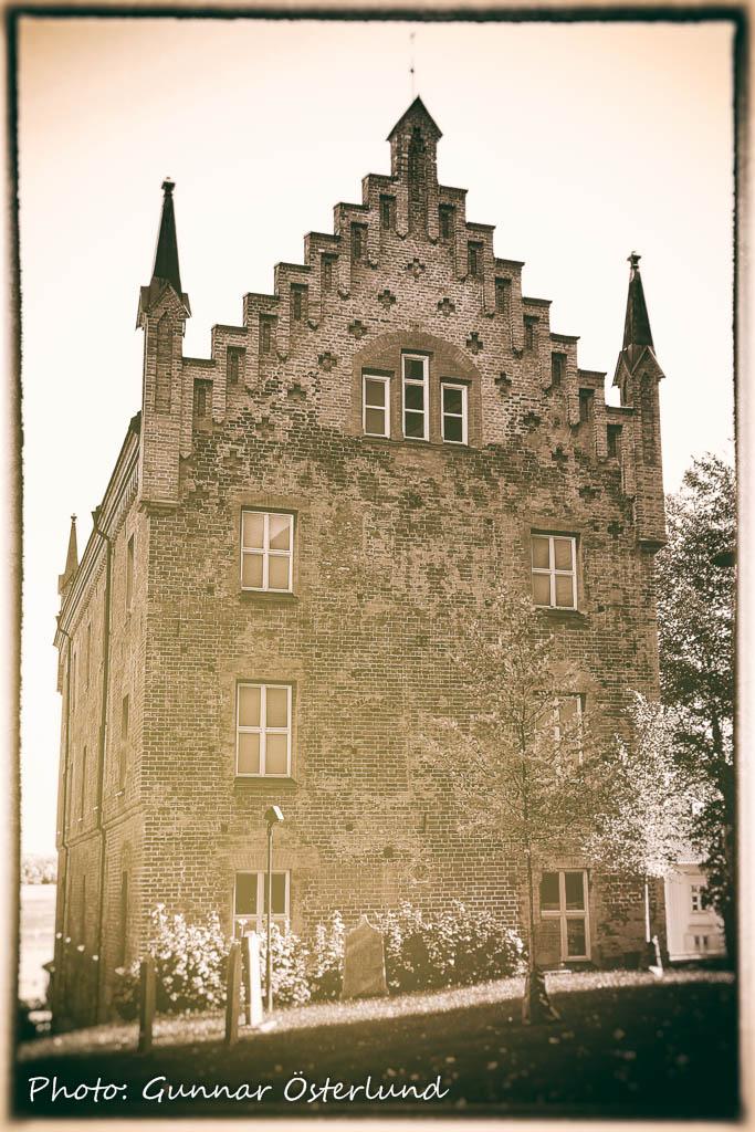 Gammal byggnad