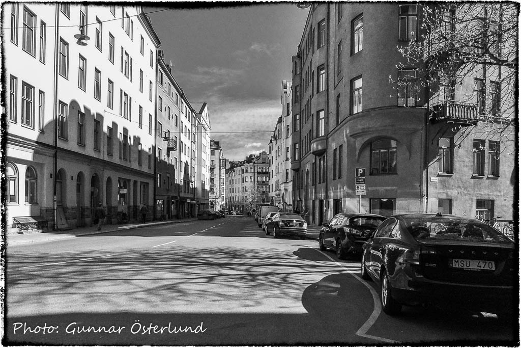 Gata i Stockholm