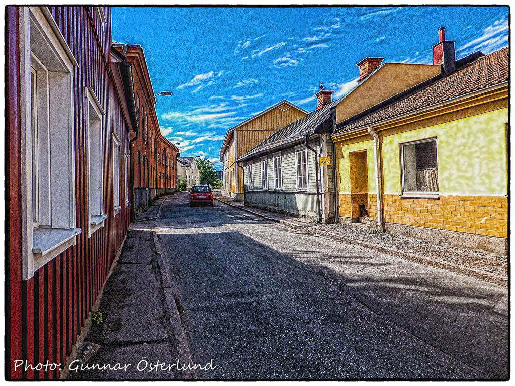 Torshälla, den lilla stadan nära Eskilstuna.