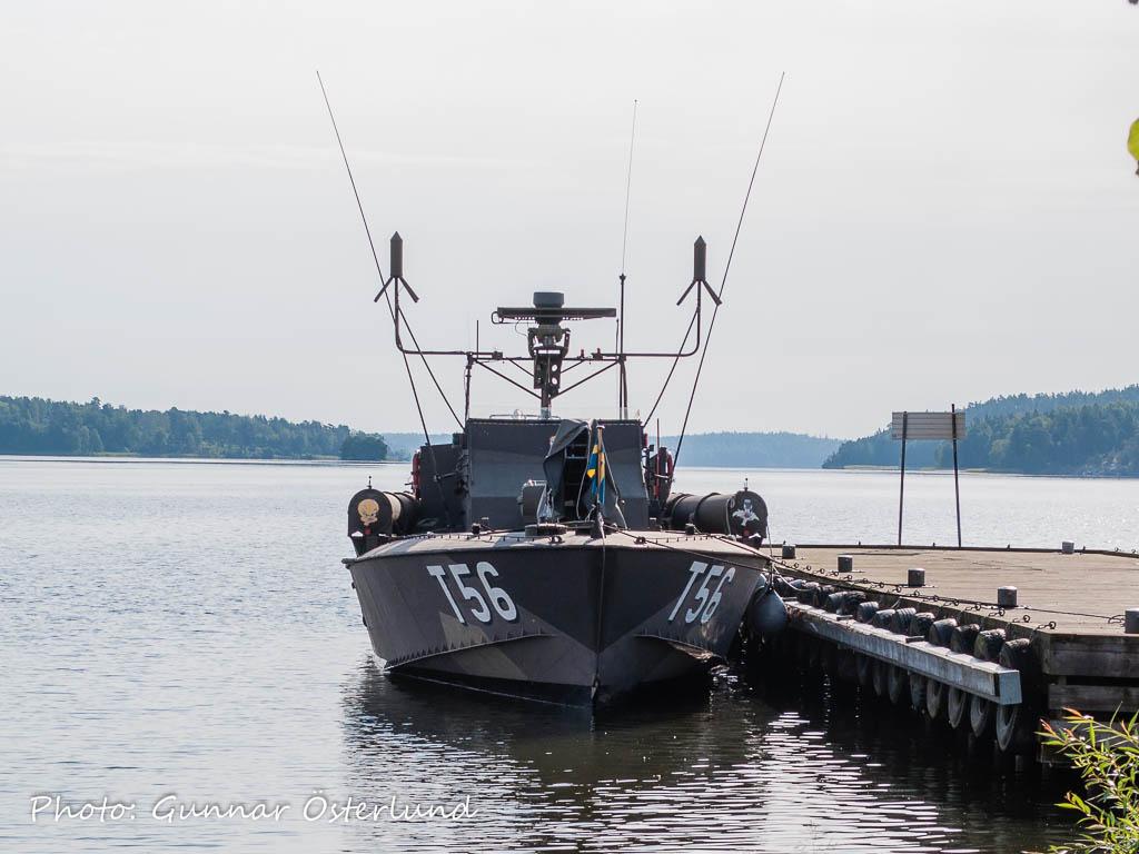 Motortorpedbåten T56