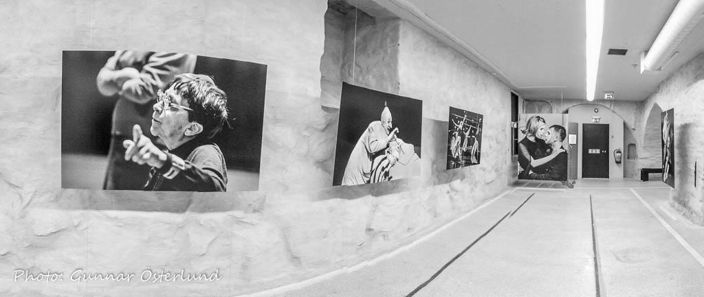 Fotoutställning på Dansmuseet.
