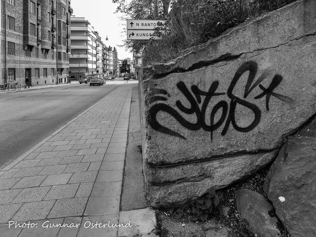 Ett stycke Stockholm.