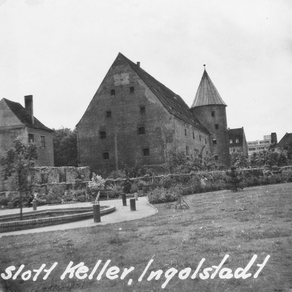 Schloss Keller i Ingolstadt.