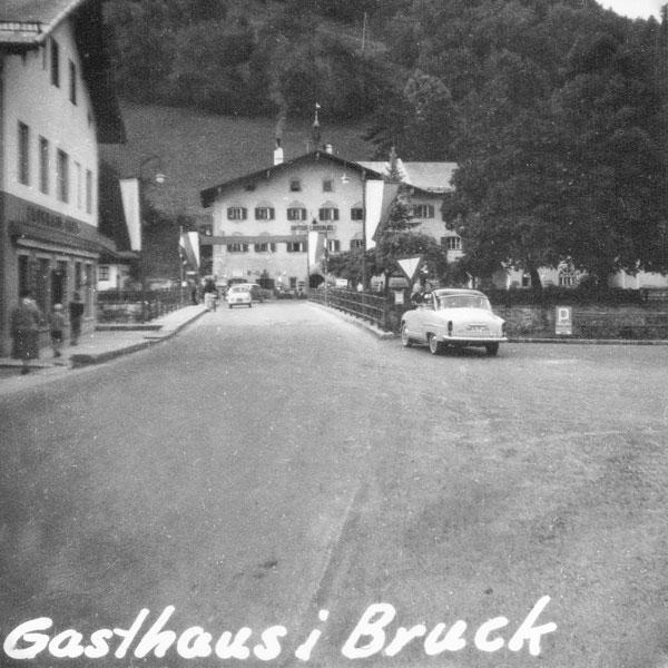 Gasthaus, Bruck.