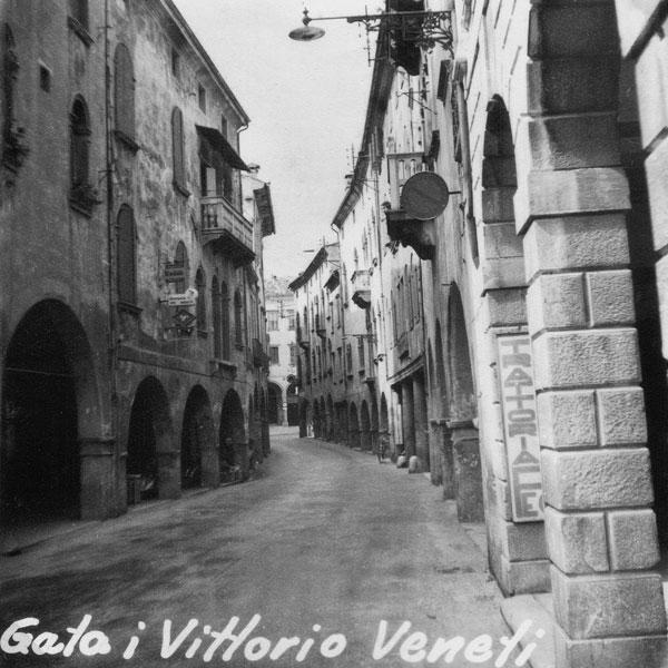 Gata i Vittorio Veneto, Italien.