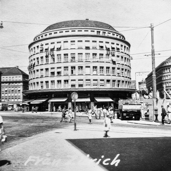 Från Zürich.