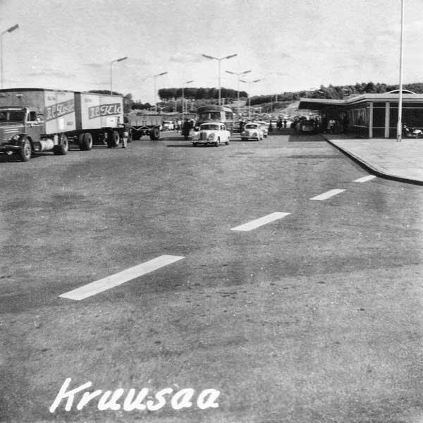 Från Krusaa.