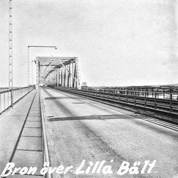 Bron över Lilla Bält.