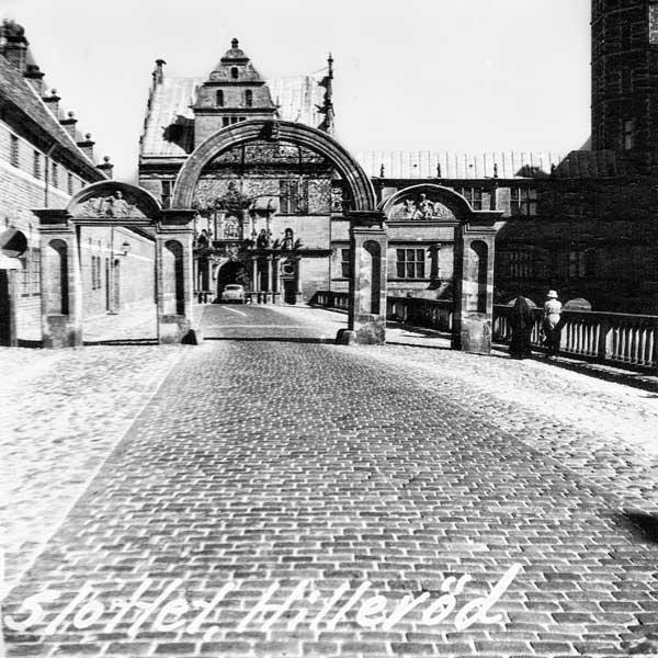 Slottet i Hilleröd.