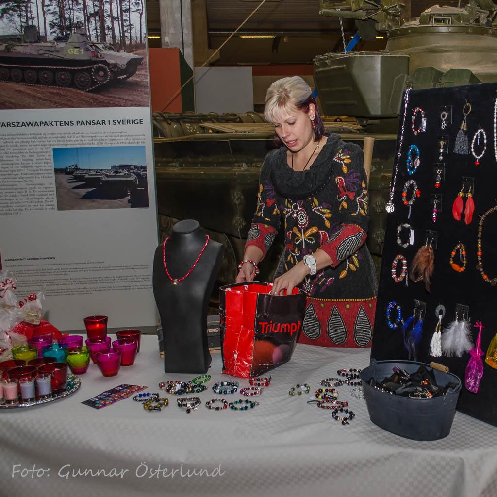 Smyckesförsäljare.