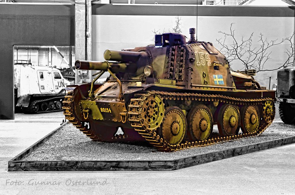 Stormartillerivagn m/43.