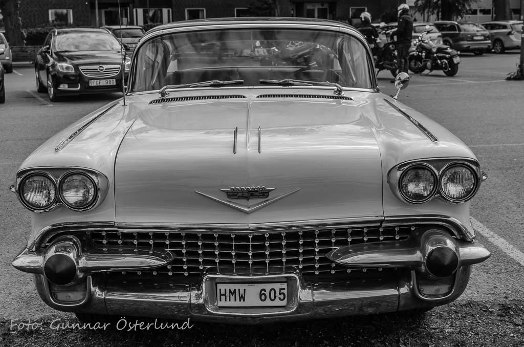 Cadillac series 62 från 1958