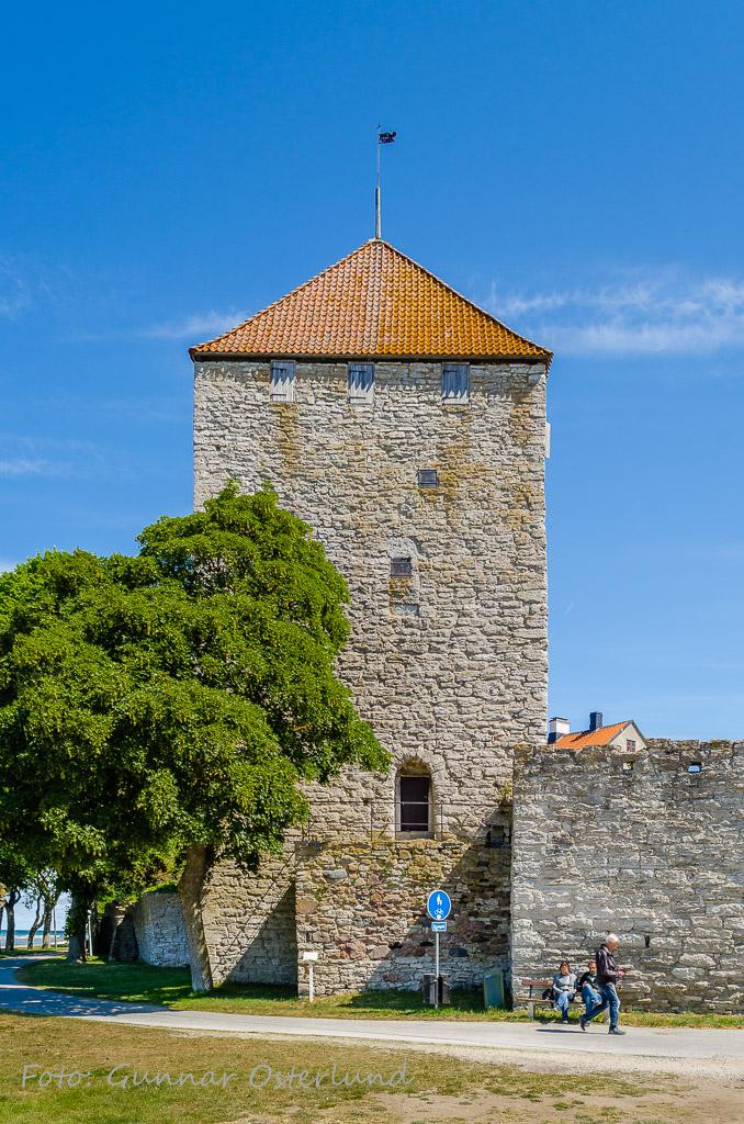 Kruttornet, Visby.