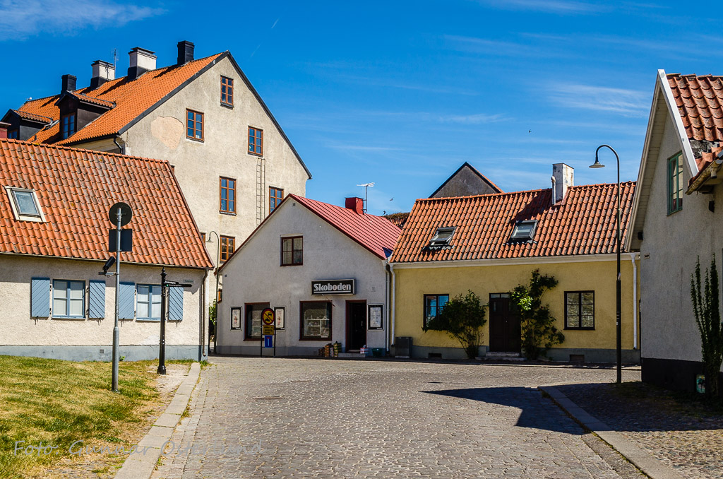 Del av Visby.