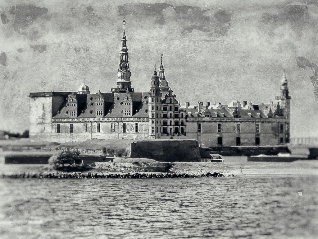 Kronborgs slott.