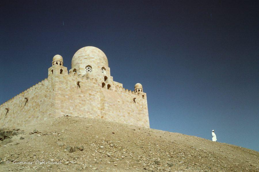Aga Khans mausoleum.
