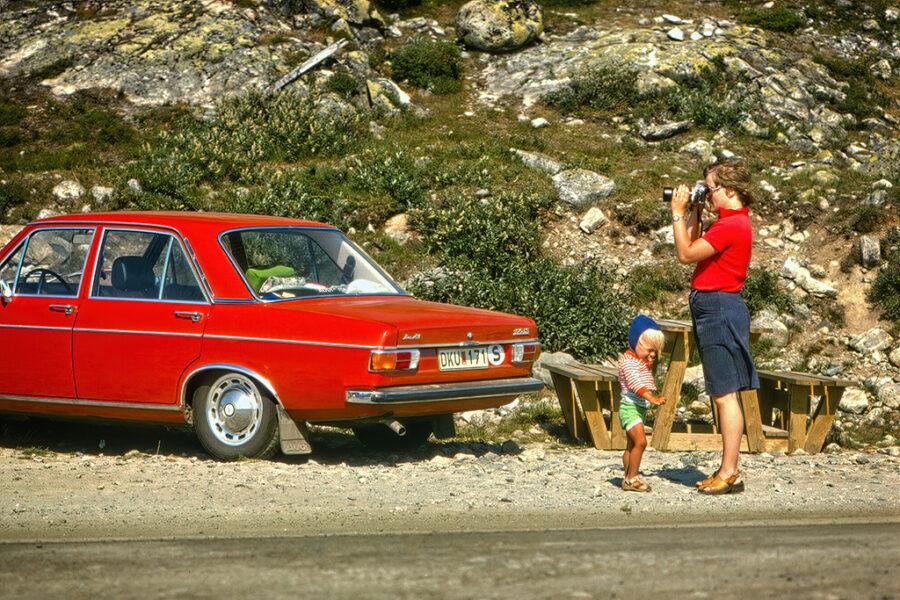 Norgeresan 1975