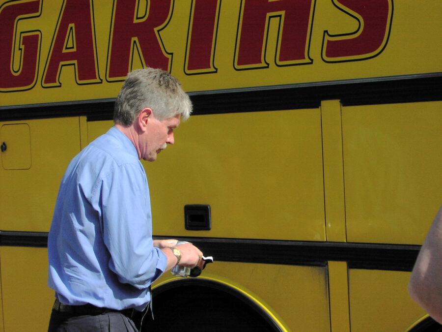 Busschauffören