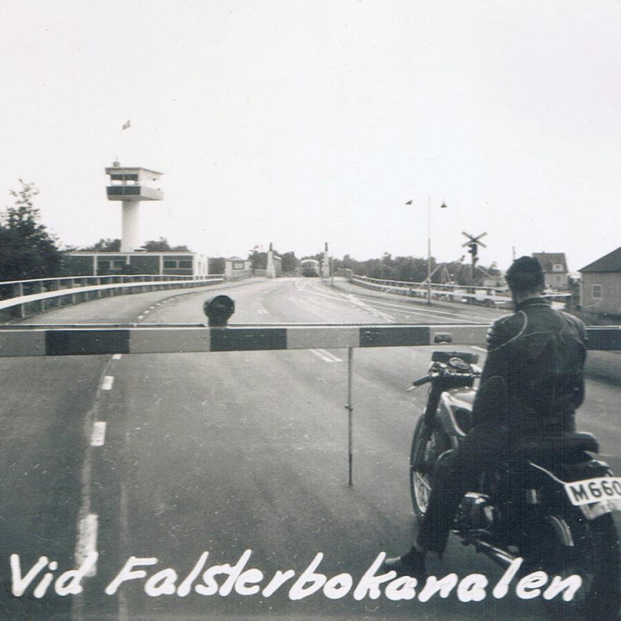 Väntan vid Falsterbokanalen.