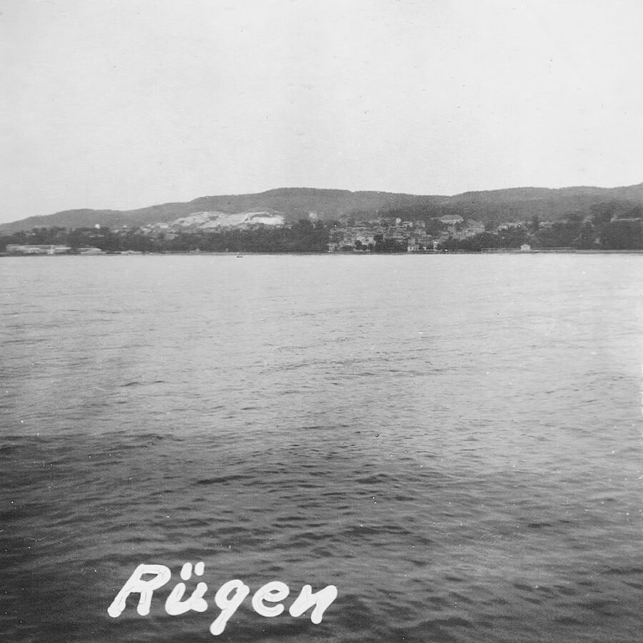 Ön Rügen.
