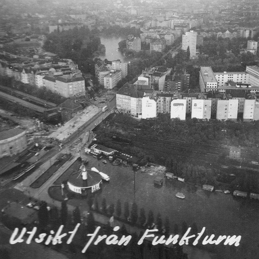 Utsikt från Funkturm.