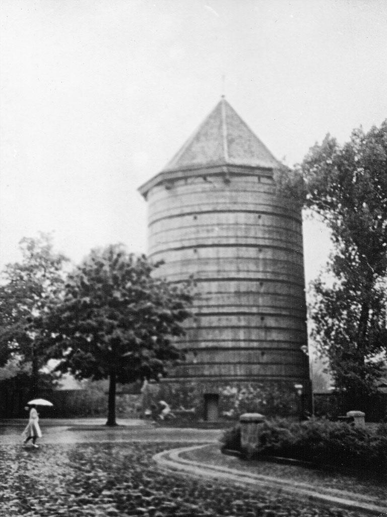 Torn nära Hannover.