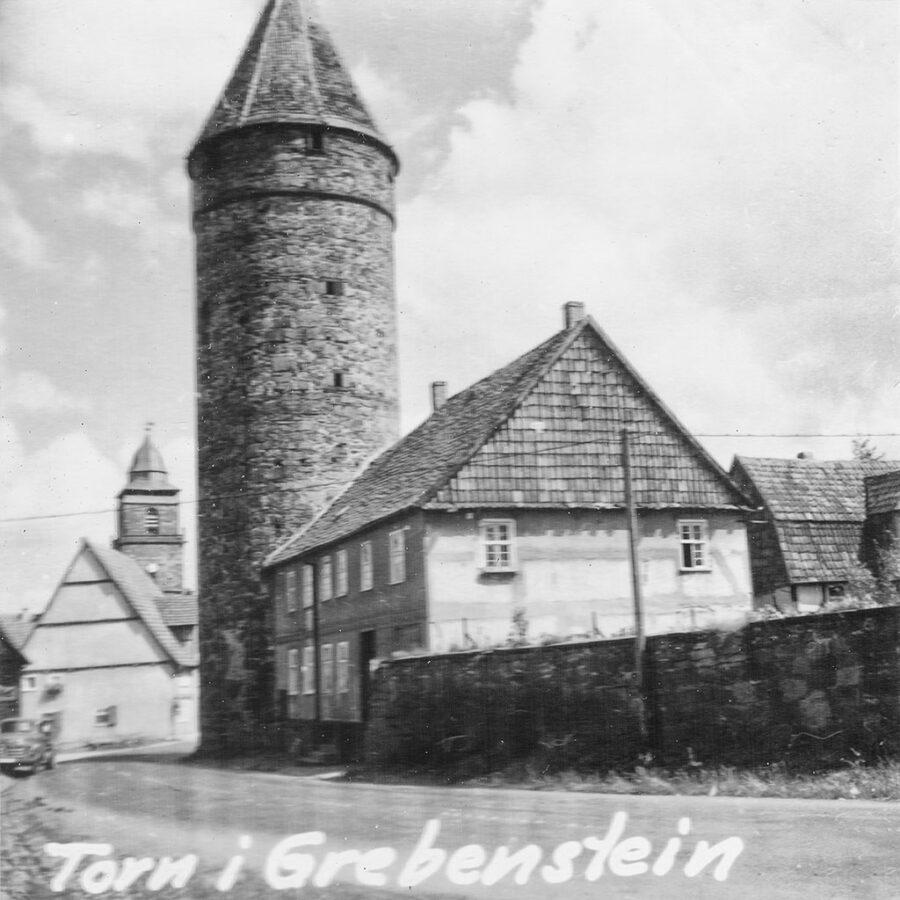 Torn i Grebenstein.