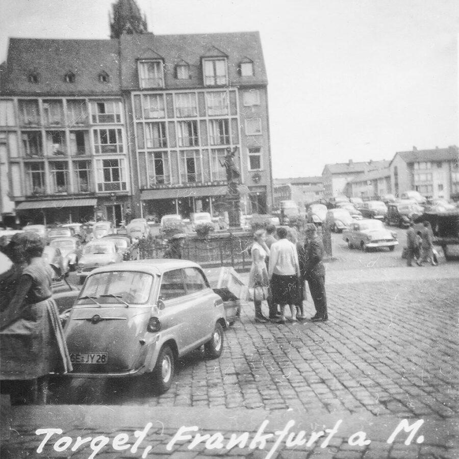 Frankfurt a. Main.