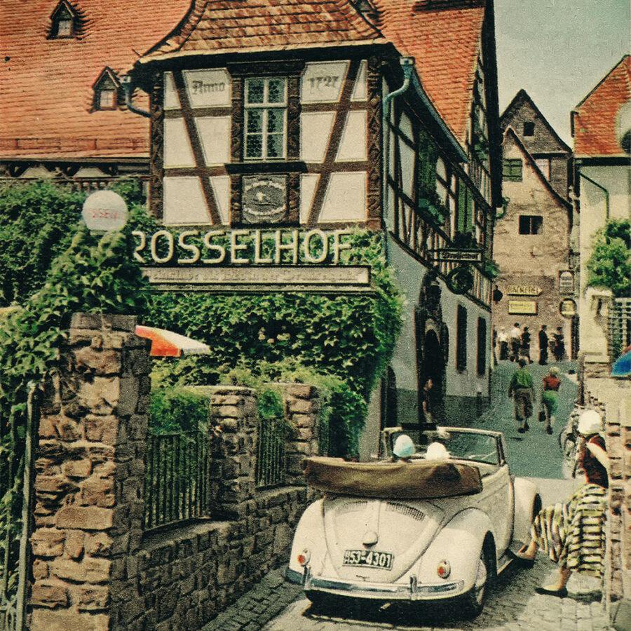 Rüdesheim.