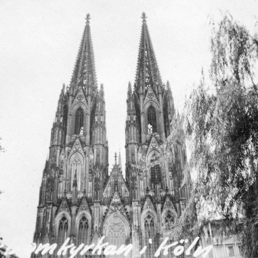 Katedralen i Köln