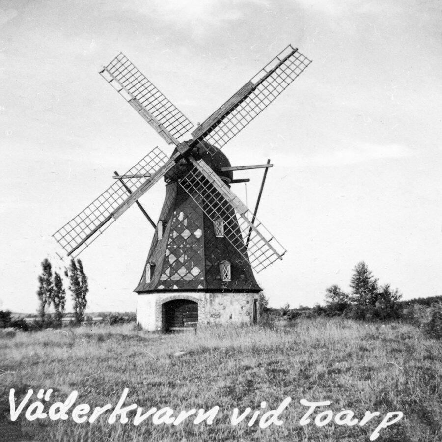 En s.k. holländare vid Tollarp.