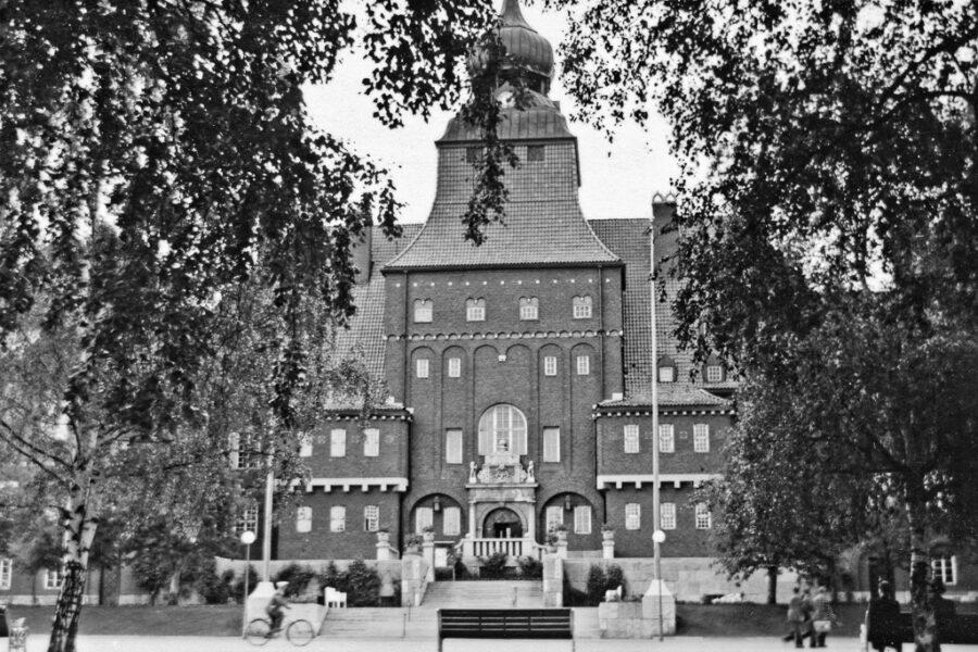 Rådhuset i Östersund.