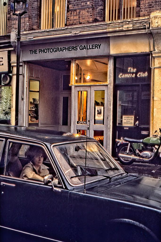 Photographers' Gallery.
