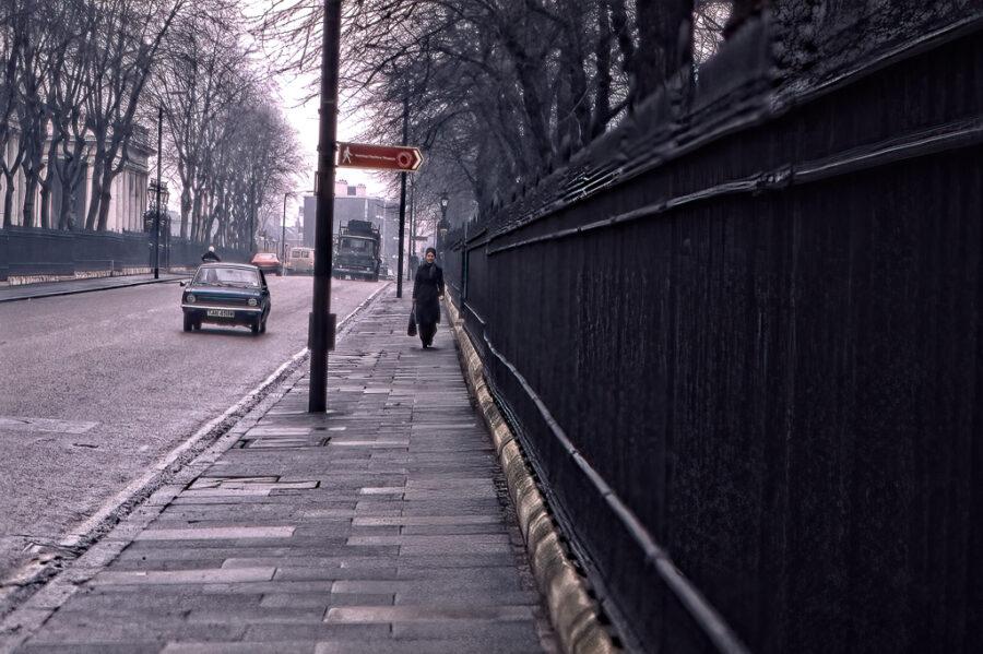 Gata i Greenwich.