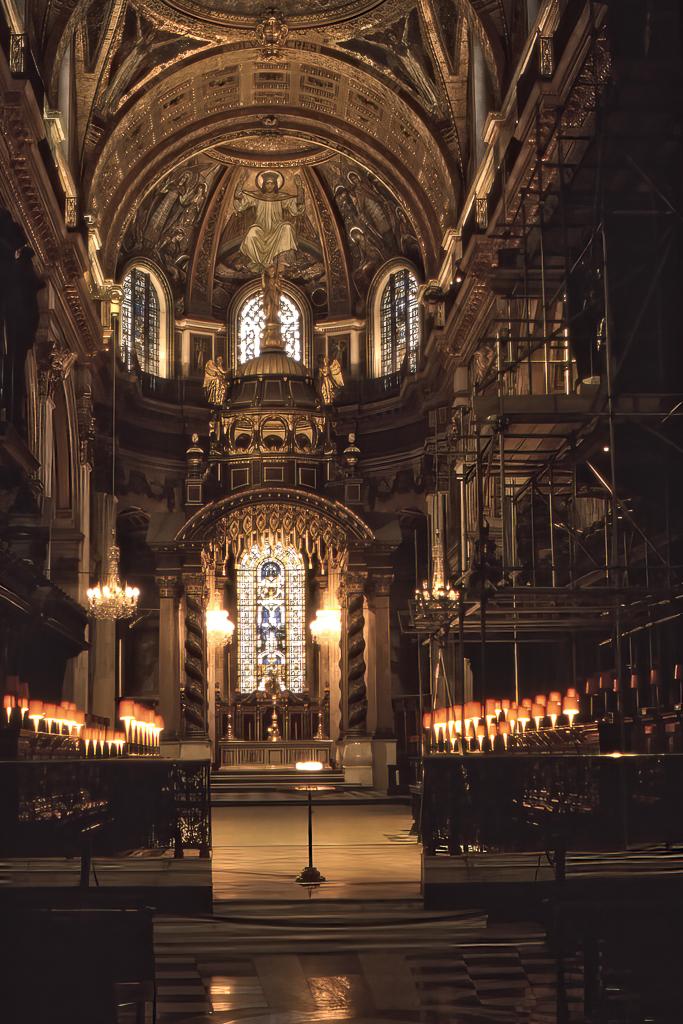 Sankt Paulskatedralen.